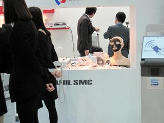 韓国医療機器・病院設備展(KIMES)3