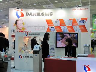 韓国医療機器・病院設備展(KIMES)2