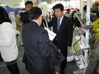 韓国医療機器・病院設備展(KIMES)1